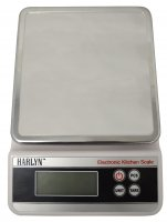 Harlyn Multifunction Digital Food & Kitchen Scale - Stainless Steel Platform - 11 LB Capacity