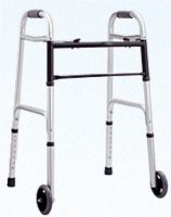 BioRx Walker w/ Wheels RF-W102