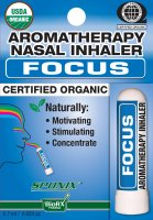 Nasal Inhaler Focus Aromatherapy 0.7 ml by Sponix
