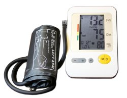 Arm-type Fully Digital Automatic Blood Pressure Monitor