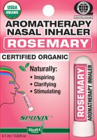 Nasal Inhaler Rosemary Aromatherapy 0.7 ml by Sponix