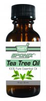 Best Tea Tree Essential Oil - Top Aromatherapy Oil - 100% Pure - Therapeutic Grade and Premium Quality - 30mL by Sponix