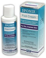 Sponix - Foot Cream (4 OZ)