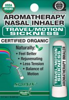Nasal Inhaler Travel/Motion Aromatherapy 0.7 ml by Sponix