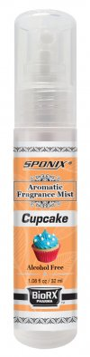 Sponix Cupcake Aromatic Fragrance Mist - 1fl oz (Alcohol Free)
