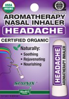 Nasal Inhaler Headache Aromatherapy 0.7 ml by Sponix