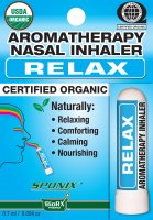 Nasal Inhaler Relax Aromatherapy 0.7 ml by Sponix