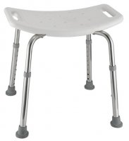 BioRx Bath Chair No Backrest RF-JB201