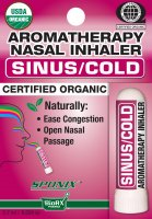 Nasal Inhaler Sinus/Cold Aromatherapy 0.7 ml by Sponix