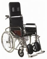 BioRx Commode Wheelchair RF-JB801