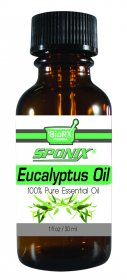 FREE Sponix Essential Oil (2 Free Bottles with orders of $75 or more of Essential Oils)
