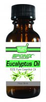 Best Eucalyptus Essential Oil - Top Aromatherapy Oil - 100% Pure - Therapeutic Grade and Premium Quality - 30mL by Sponix
