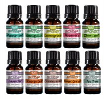 Sponix Top 10 Essential Oils