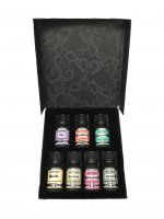 Top Fragrance Oil Gift Set - Best 7 Scented Perfume Oil - Jasmine, Cucumber Melon, Gardenia,Honeysuckle, Strawberry, Lilac & Van