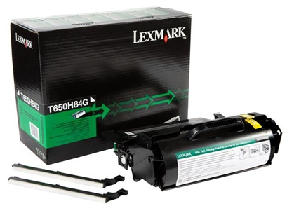 Lexmark Toner (Original) T640 HY21K - Click Image to Close