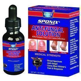 Sponix Anti-Fungal Solution (1 OZ)