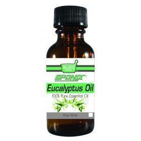 Sponix Eucalyptus Essential Oil - 1 OZ