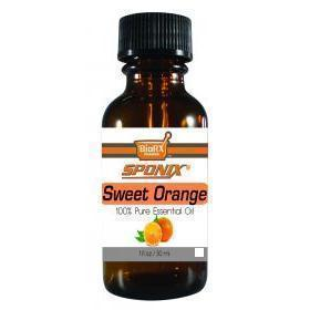 Sponix Sweet Orange Essential Oil - 1 OZ