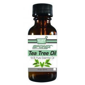 Sponix Tea Tree Essential Oil - 1 OZ