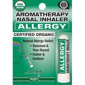 Sponix Aromatheraphy Nasal Inhaler - Allergy