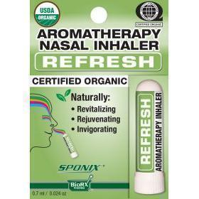Sponix Aromatheraphy Nasal Inhaler - Refresh